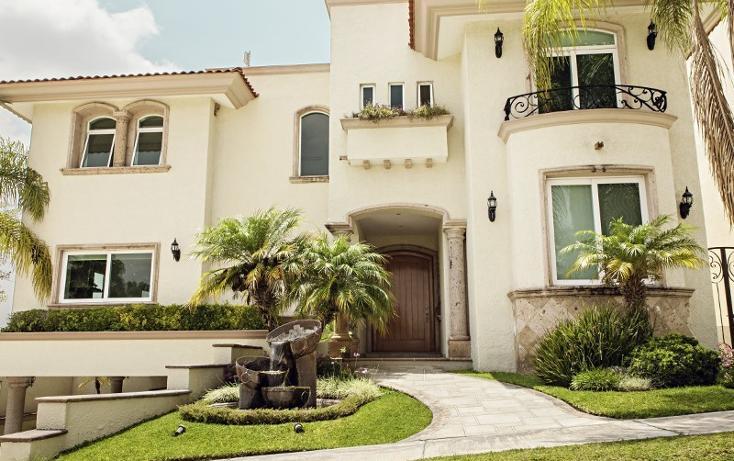 Foto de casa en venta en  , residencial los frailes, zapopan, jalisco, 742407 No. 01