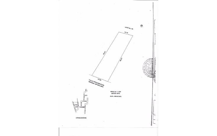 Foto de terreno habitacional en venta en  , residencial marfil, guanajuato, guanajuato, 1061197 No. 01