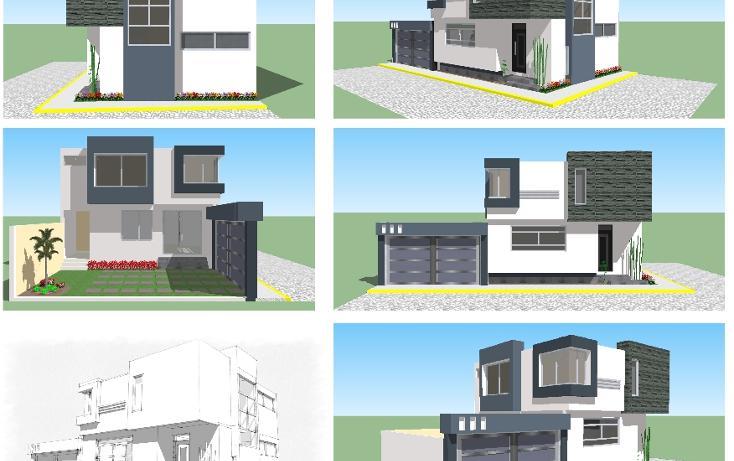 Foto de casa en venta en  , residencial marino, medellín, veracruz de ignacio de la llave, 1090543 No. 01