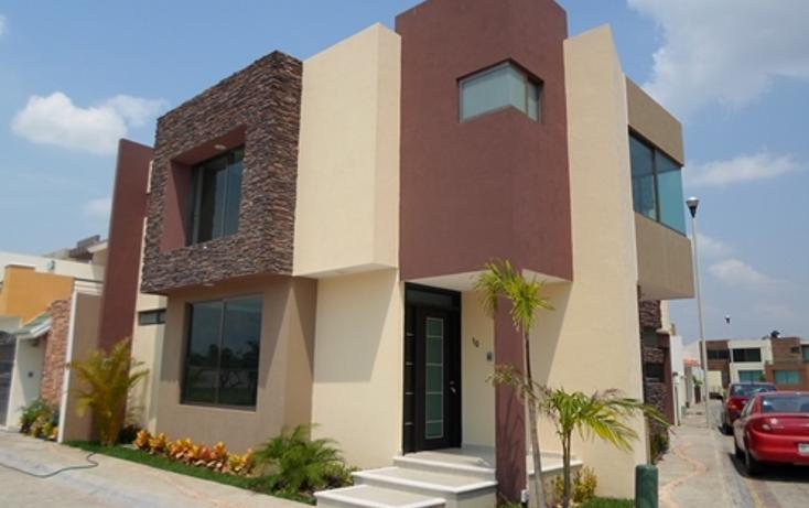 Foto de casa en venta en  , residencial marino, medellín, veracruz de ignacio de la llave, 1145843 No. 01