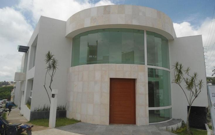 Foto de casa en venta en  , residencial monte magno, xalapa, veracruz de ignacio de la llave, 1066639 No. 01