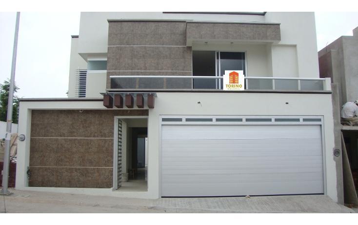Foto de casa en venta en  , residencial monte magno, xalapa, veracruz de ignacio de la llave, 1120039 No. 01