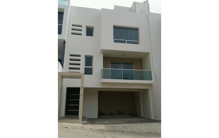 Foto de casa en renta en  , residencial monte magno, xalapa, veracruz de ignacio de la llave, 1281027 No. 01