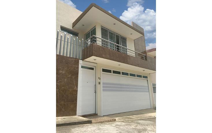 Foto de casa en venta en  , residencial monte magno, xalapa, veracruz de ignacio de la llave, 1907815 No. 01