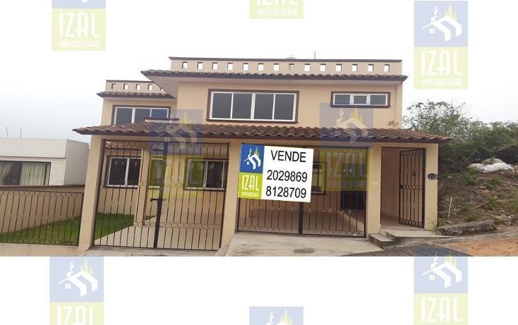 Foto de casa en venta en  , residencial monte magno, xalapa, veracruz de ignacio de la llave, 1938907 No. 01