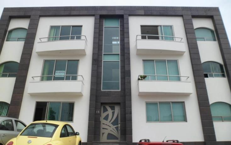 Foto de departamento en renta en  , residencial monte magno, xalapa, veracruz de ignacio de la llave, 609692 No. 01
