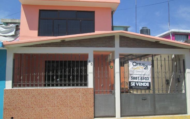 Foto de casa en venta en  , residencial morelos, tultitlán, méxico, 1527631 No. 01