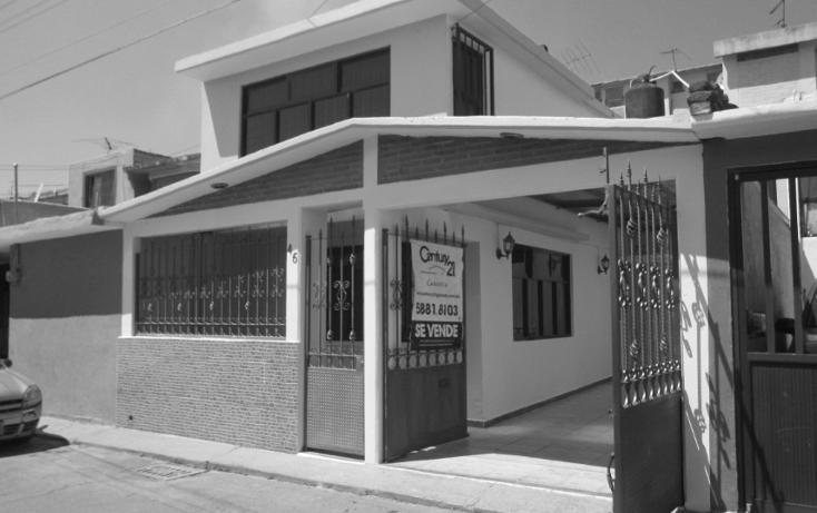 Foto de casa en venta en  , residencial morelos, tultitlán, méxico, 1527631 No. 02