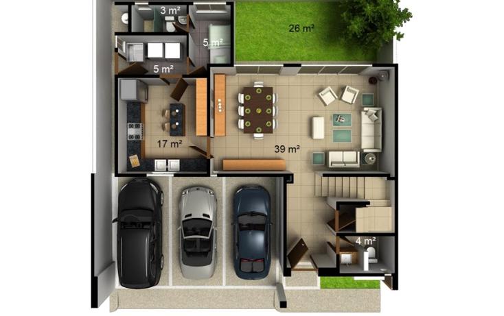 Foto de casa en venta en  , residencial palo blanco, san pedro garza garcía, nuevo león, 1644700 No. 03