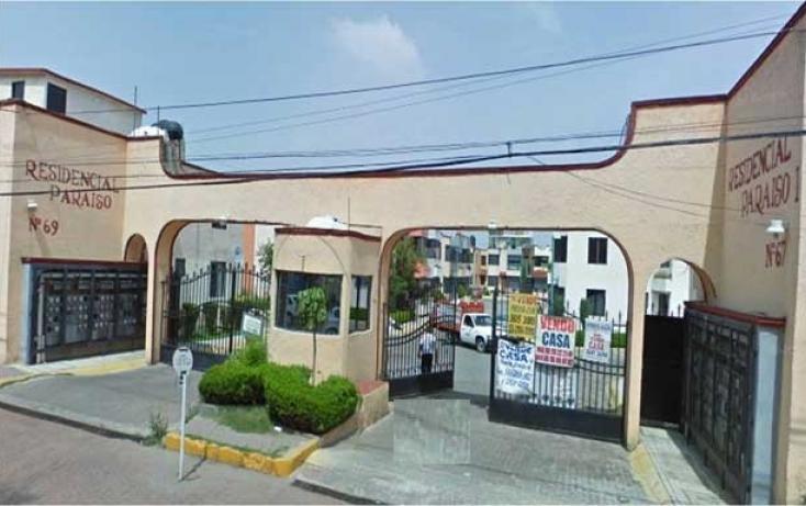 Foto de departamento en venta en, residencial paraíso i, coacalco de berriozábal, estado de méxico, 704395 no 01