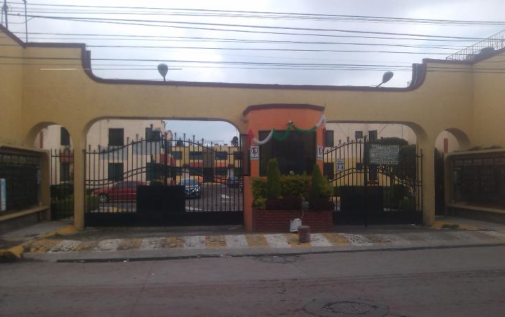 Foto de departamento en venta en  , residencial paraíso i, coacalco de berriozábal, méxico, 1379215 No. 01