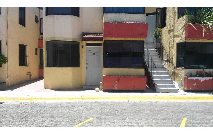 Foto de casa en venta en  , residencial paraíso i, coacalco de berriozábal, méxico, 2015594 No. 01