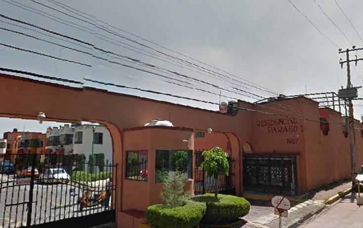 Foto de departamento en venta en  , residencial paraíso i, coacalco de berriozábal, méxico, 704395 No. 01