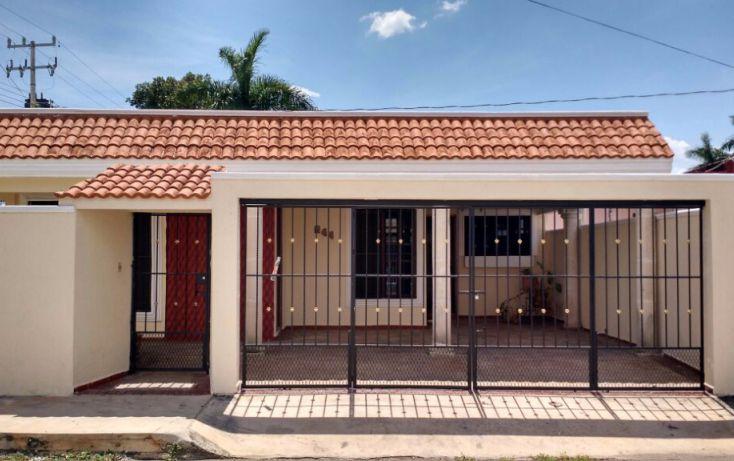 Foto de casa en venta en, residencial pensiones i y ii, mérida, yucatán, 1080215 no 02