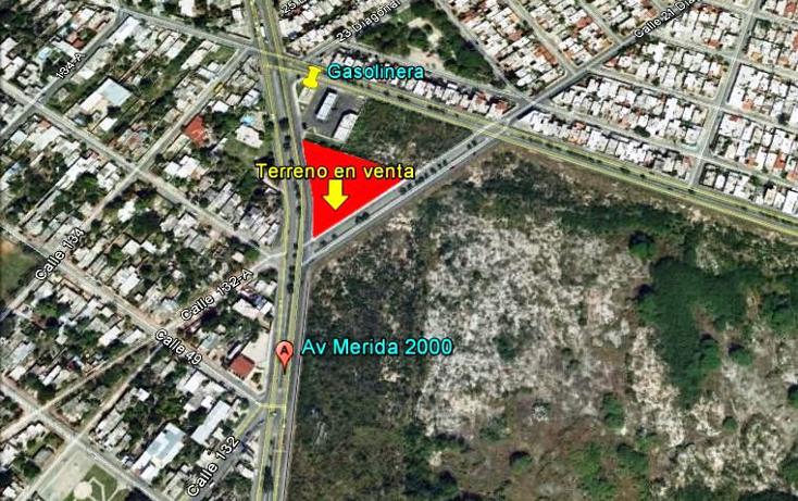 Foto de terreno comercial en venta en  , residencial pensiones i y ii, mérida, yucatán, 1103127 No. 02