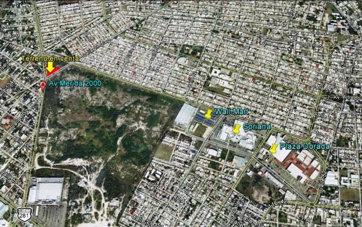 Foto de terreno comercial en venta en, residencial pensiones i y ii, mérida, yucatán, 1103127 no 03