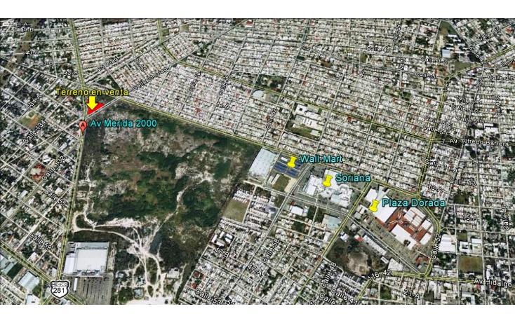 Foto de terreno comercial en venta en  , residencial pensiones i y ii, mérida, yucatán, 1103127 No. 03