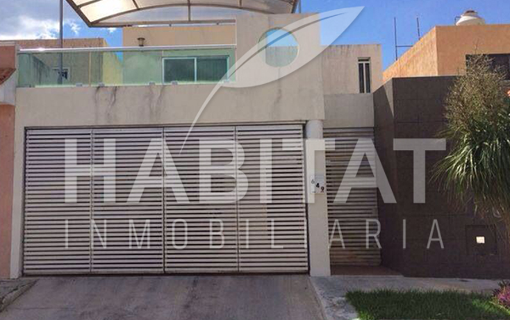 Foto de casa en venta en  , residencial pensiones i y ii, mérida, yucatán, 1281621 No. 01
