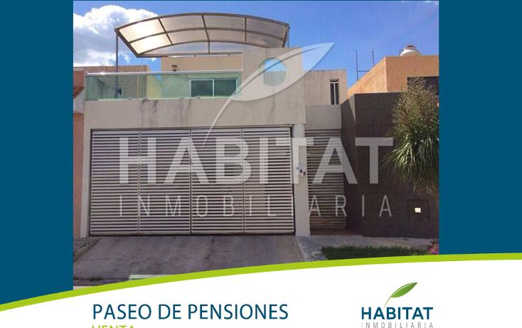 Foto de casa en venta en  , residencial pensiones i y ii, mérida, yucatán, 1281621 No. 06