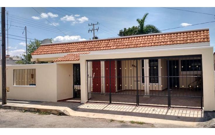 Foto de casa en venta en  , residencial pensiones i y ii, m?rida, yucat?n, 825029 No. 01