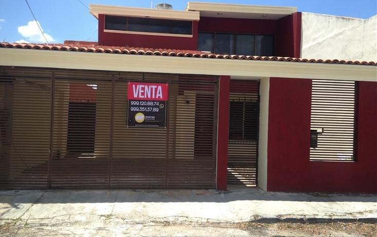 Foto de casa en venta en  , residencial pensiones iv, mérida, yucatán, 855673 No. 01