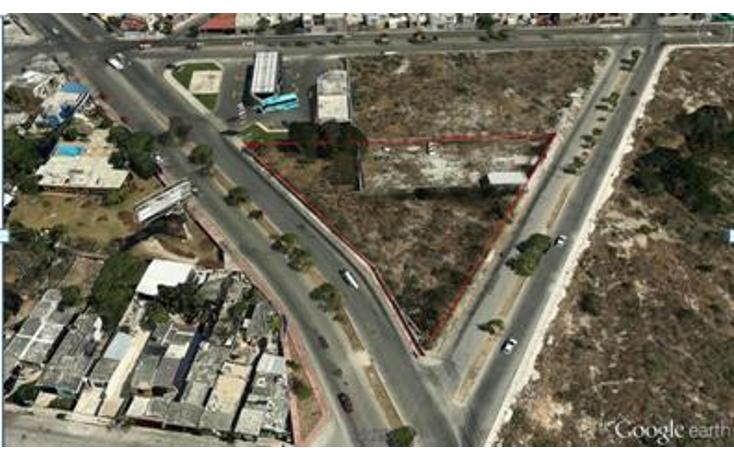 Foto de terreno comercial en venta en  , residencial pensiones v, mérida, yucatán, 1291927 No. 01