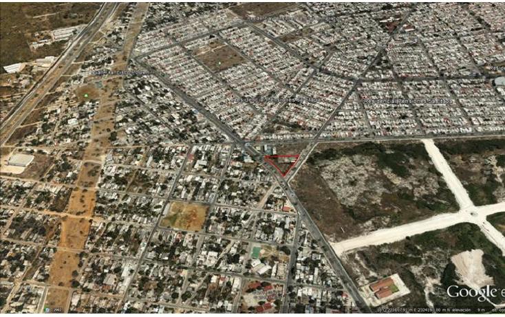 Foto de terreno comercial en venta en  , residencial pensiones v, mérida, yucatán, 1291927 No. 02