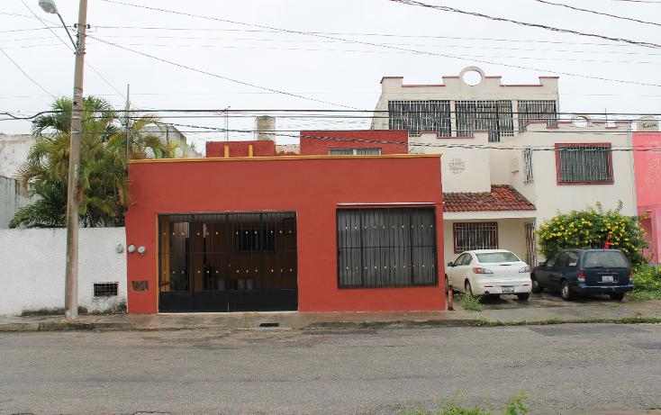 Foto de casa en venta en  , residencial pensiones v, mérida, yucatán, 1476037 No. 01