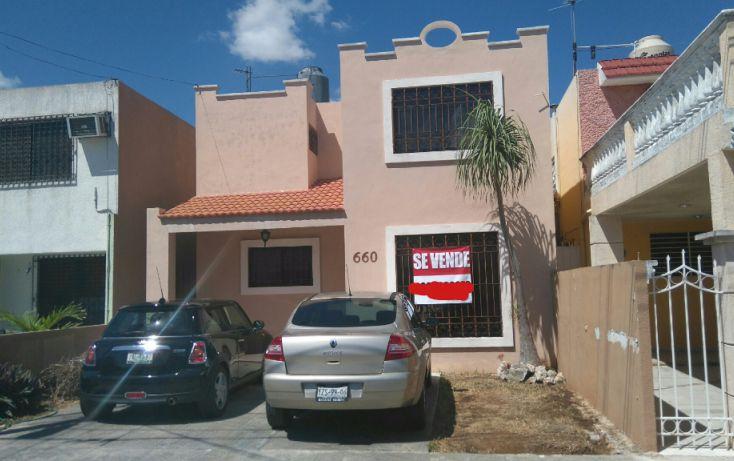 Foto de casa en venta en, residencial pensiones v, mérida, yucatán, 1864062 no 01