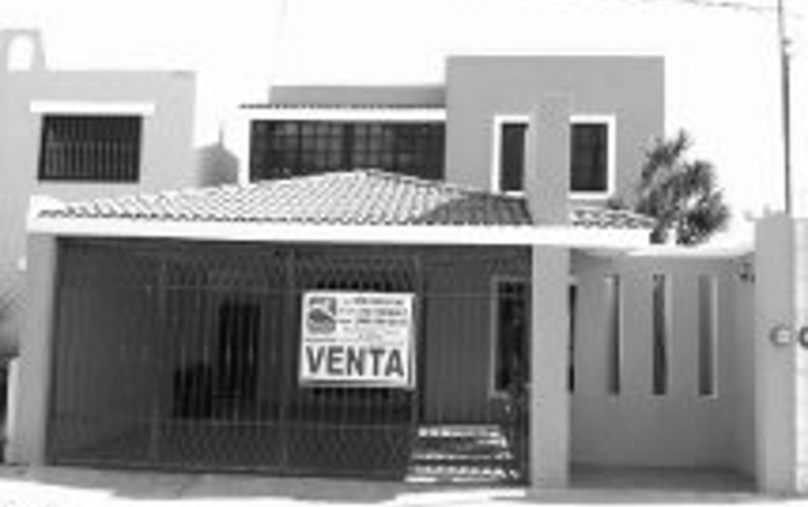 Foto de casa en venta en  , residencial pensiones vi, mérida, yucatán, 1059169 No. 01