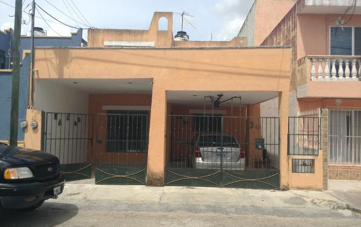Foto de casa en venta en  , residencial pensiones vi, mérida, yucatán, 1193289 No. 01