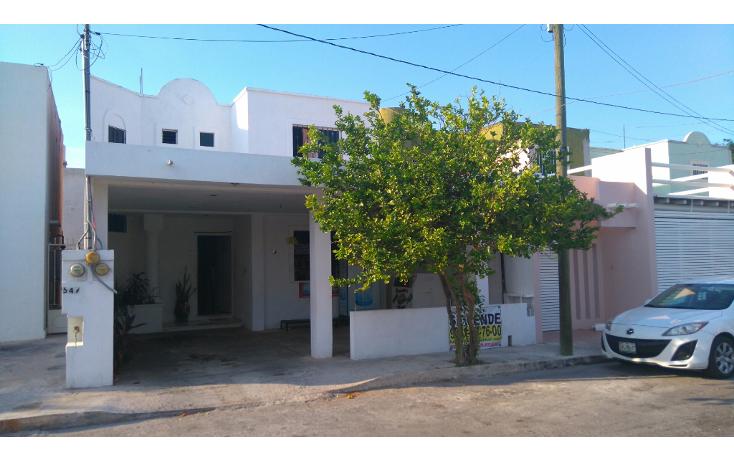 Foto de casa en venta en  , residencial pensiones vi, m?rida, yucat?n, 1259741 No. 01