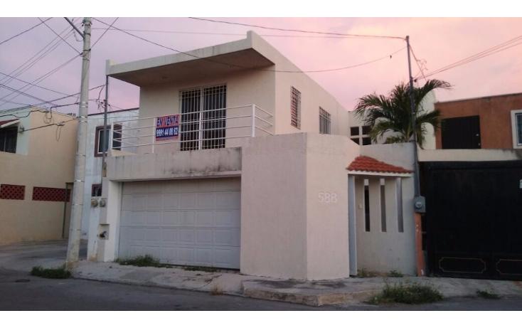 Foto de casa en venta en  , residencial pensiones vi, m?rida, yucat?n, 1378605 No. 01