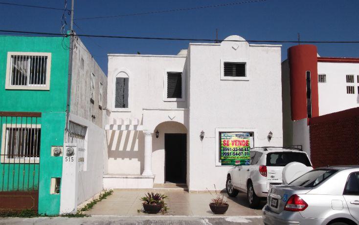 Foto de casa en venta en, residencial pensiones vi, mérida, yucatán, 1616812 no 01