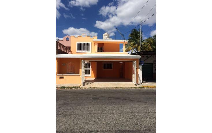 Foto de casa en venta en  , residencial pensiones vi, mérida, yucatán, 1657627 No. 01