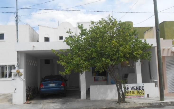 Foto de casa en venta en  , residencial pensiones vi, mérida, yucatán, 1864988 No. 01
