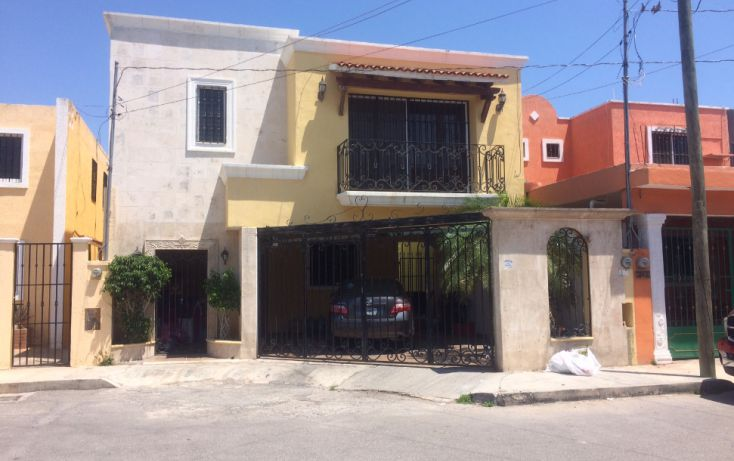 Foto de casa en venta en, residencial pensiones vi, mérida, yucatán, 2017864 no 02