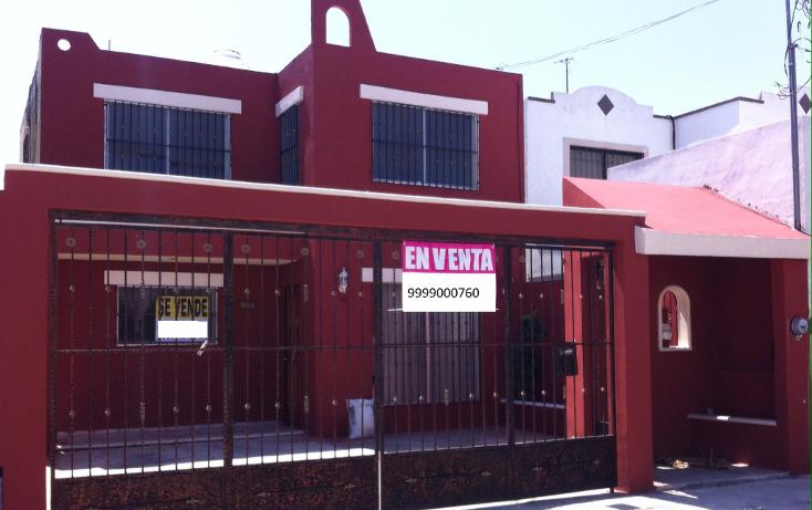 Foto de casa en venta en  , residencial pensiones vii, mérida, yucatán, 1127441 No. 01