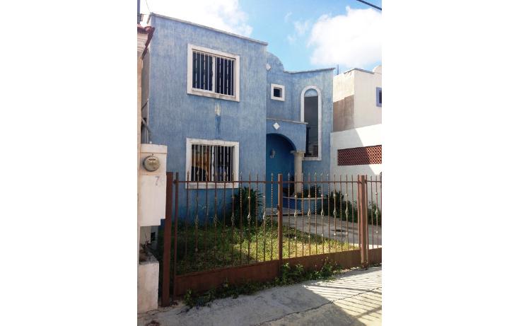 Foto de casa en venta en  , residencial pensiones vii, mérida, yucatán, 1407161 No. 01