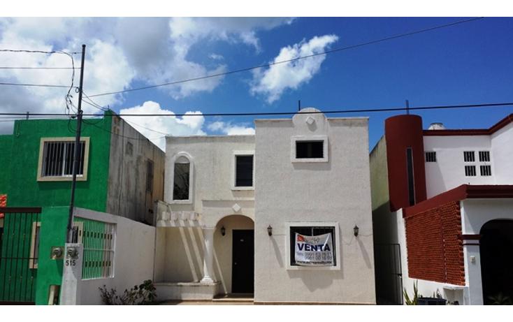 Foto de casa en venta en  , residencial pensiones vii, mérida, yucatán, 1453677 No. 01