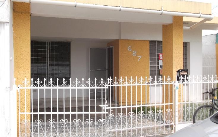 Foto de casa en venta en  , residencial pensiones vii, m?rida, yucat?n, 1496151 No. 01