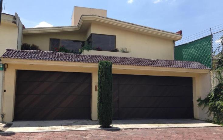 Foto de casa en venta en  , residencial privanza, puebla, puebla, 2029122 No. 01