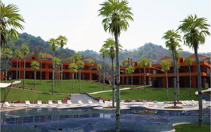 Foto de departamento en venta en residencial puerta del lago s/n , valle de bravo, valle de bravo, méxico, 1698202 No. 01