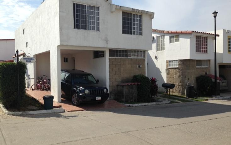 Foto de casa en venta en  , residencial real campestre, altamira, tamaulipas, 1624334 No. 01