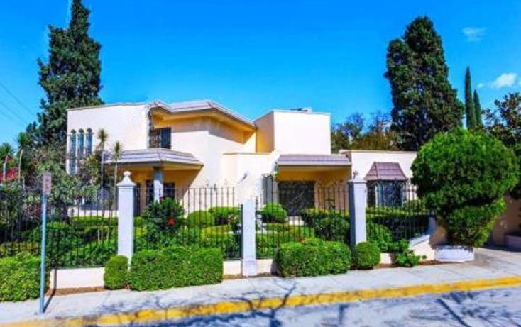Foto de casa en renta en  , residencial san agustin 1 sector, san pedro garza garcía, nuevo león, 1759414 No. 01