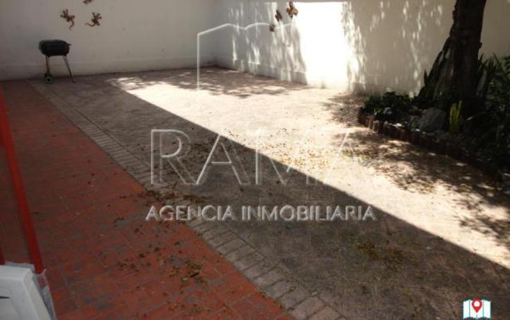 Foto de casa en venta en  , residencial san agustin 1 sector, san pedro garza garcía, nuevo león, 1935848 No. 09