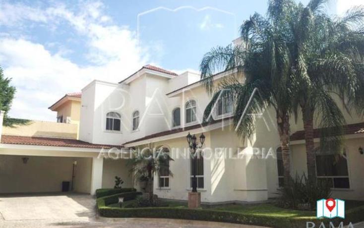 Foto de casa en venta en  , residencial san agustin 1 sector, san pedro garza garcía, nuevo león, 1936394 No. 01
