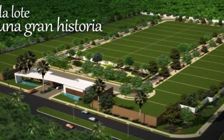 Foto de terreno habitacional en venta en  , residencial san angelo, mérida, yucatán, 1253867 No. 03