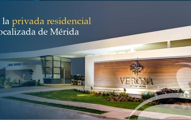 Foto de terreno habitacional en venta en  , residencial san angelo, mérida, yucatán, 1253867 No. 06