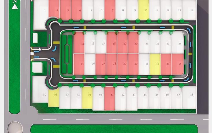 Foto de terreno habitacional en venta en  , residencial san angelo, mérida, yucatán, 1253867 No. 08